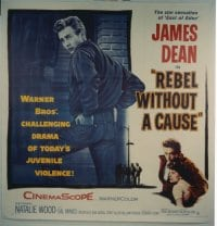 REBEL WITHOUT A CAUSE linen 6sh