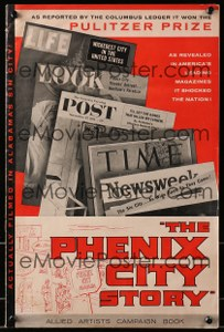 Cool Item Of the Week: The Phenix City Story pressbook