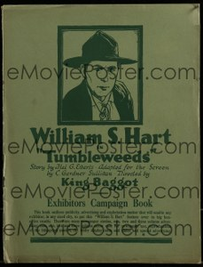 Cool Item Of the Week: Tumbleweeds pressbook