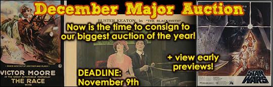 December Major Auction