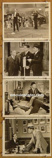 6007 20 MILLION SWEETHEARTS 4 vintage 8x10 stills '34 Powell, O'Brien