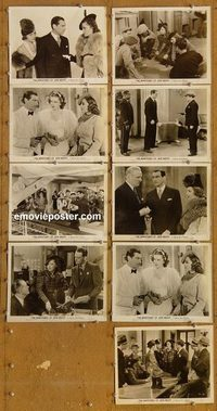 5847 ADVENTURES OF JANE ARDEN 9 vintage 8x10 stills '39 Rosella Towne