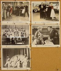 5409 THREE SAILORS & A GIRL 5 vintage 8x10 stills '54 Jane Powell