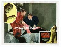 #077 GHOST OF FRANKENSTEIN lobby card #3 R48 Hardwicke, Ankers!