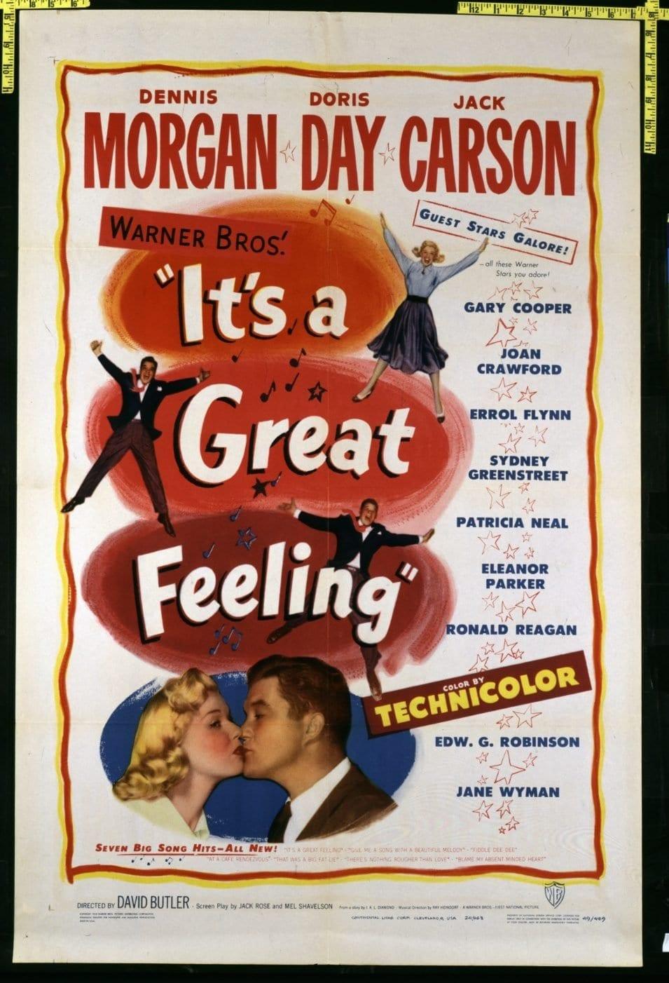 its a great feeling 1949 imdb auto design tech