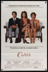 0900FF CLASS 1sh '83 wacky Solie art of Rob Lowe, Jacqueline Bisset, & naked Andrew McCarthy!