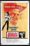 0684FF DEATH OF A GUNFIGHTER int'l 1sh '69 art of Richard Widmark, he lived by the law of the gun!