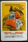 0695FF ESCAPE OF THE BIRDMEN 1sh '71 prisoners escape from Nazi prison by building a plane inside!