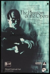 1251UF PHANTOM OF THE OPERA English double crown R96 Lon Chaney, from Gaston Leroux's novel!