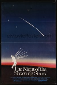 0294TF NIGHT OF THE SHOOTING STARS 1sh '82 La Notte di San Lorenzo, Paolo & Vittorio Taviani!