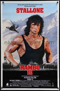 1611UF RAMBO III 1sh '88 Sylvester Stallone returns as John Rambo, this time is for his friend!