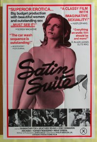 348FF SATIN SUITE 1sh '79 Samantha Fox, Heather Young