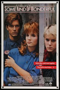 2361UF SOME KIND OF WONDERFUL 1sh '86 John Hughes, Eric Stoltz, Mary Stuart Masterson, Lea Thompson