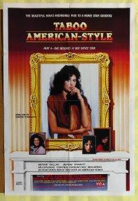 American style taboo