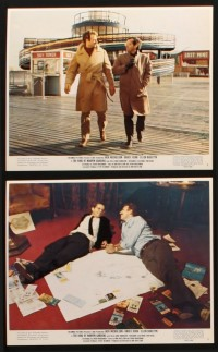 1368 KING OF MARVIN GARDENS 12 color 8x10 stills '72 Jack Nicholson in New Jersey, Bob Rafelson!