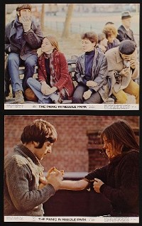 1201 PANIC IN NEEDLE PARK 8 deluxe color 11x14 stills '71 heroin addicts Al Pacino & Kitty Winn!
