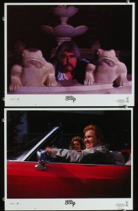 0845 WHO'S HARRY CRUMB 8 LCs '89 John Candy, Jeffrey Jones, Annie Potts