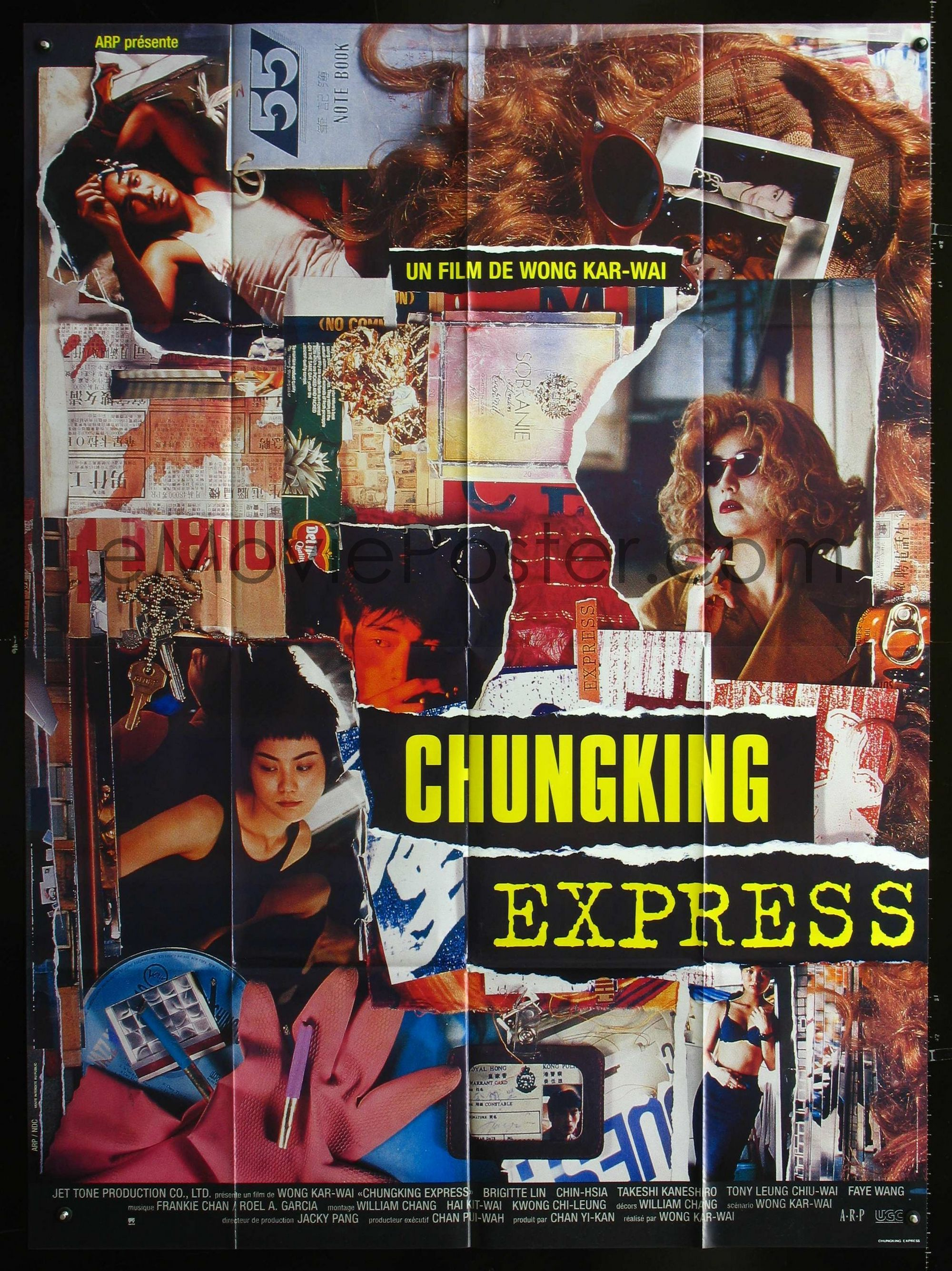 on chungking express and french new Chungking express (1994) | brrip 1080p  the french connection the  the hot spot (1990) the hotel new hampshire (1984) the killing fields (1984.