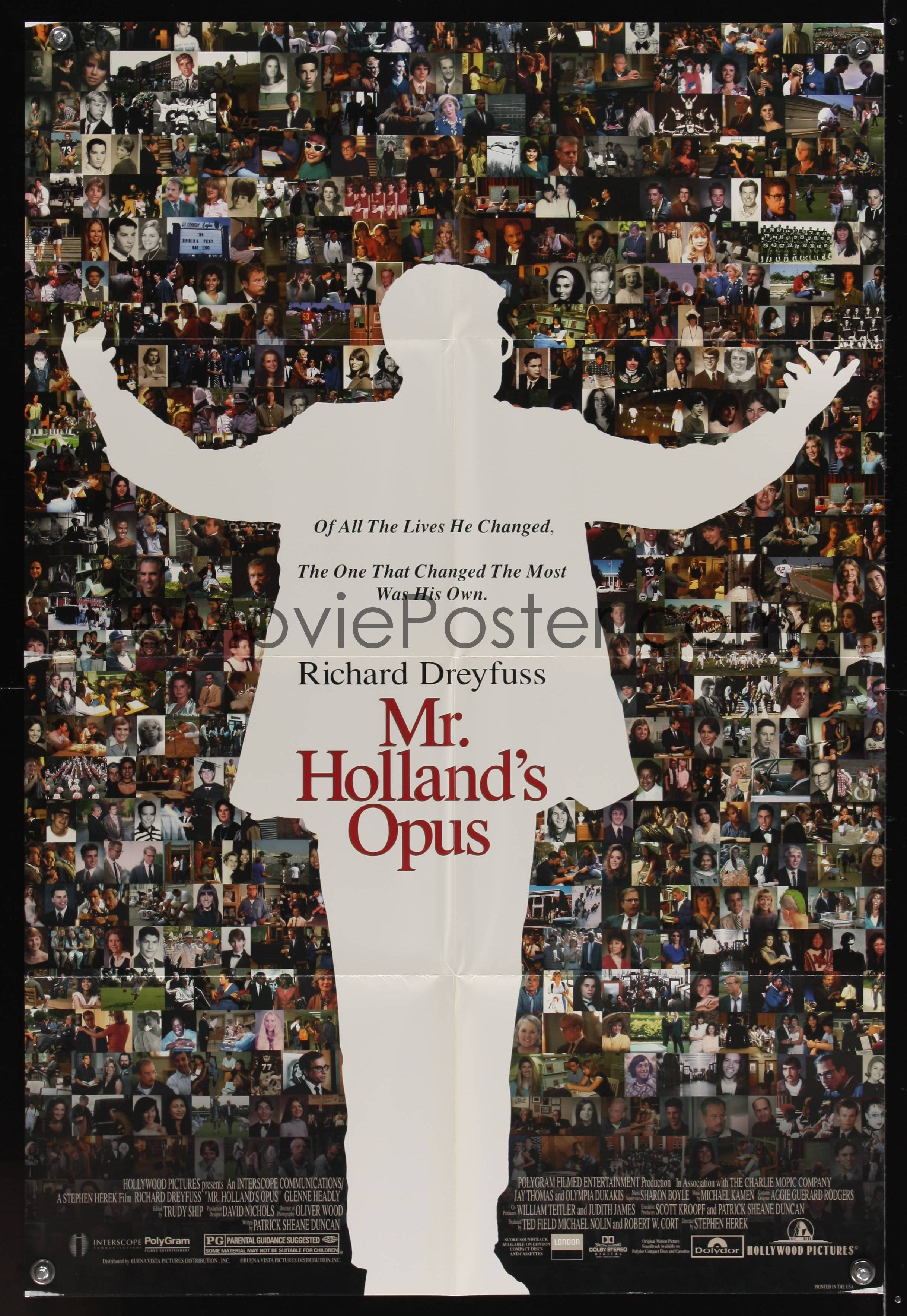 mr hollands opus essays Open document below is an essay on mr holland's opus from anti essays, your source for research papers, essays, and term paper examples.