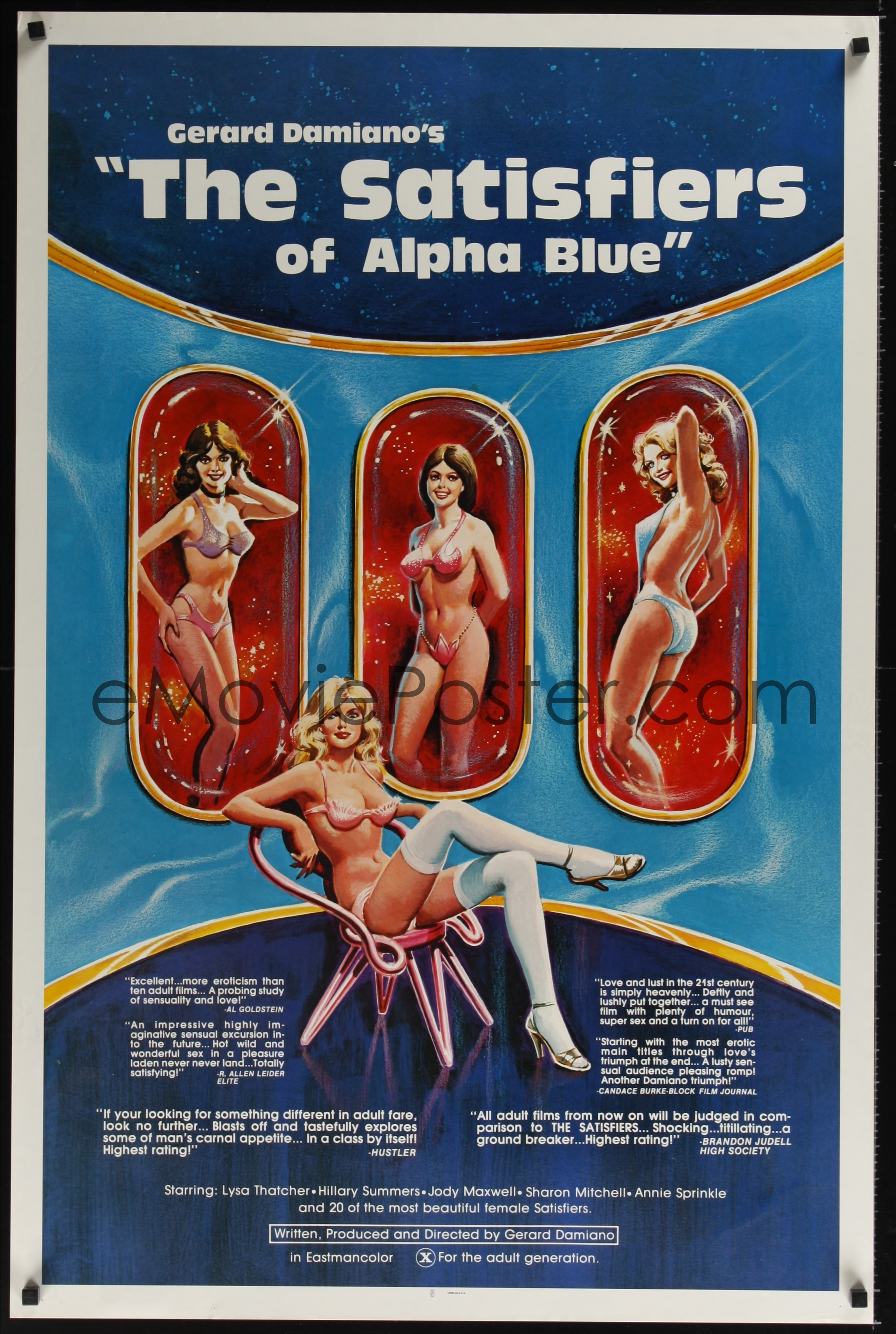 The satisfiers of alpha blue 1982 full part 2