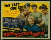 'NEATH BROOKLYN BRIDGE LC '42