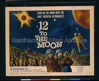12 TO THE MOON LC '60