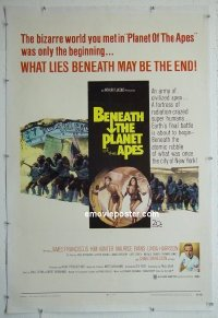 #2271 BENEATH THE PLANET OF THE APES linen1sh