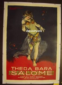 #002a SALOME linen 1sh '18 great Theda Bara!
