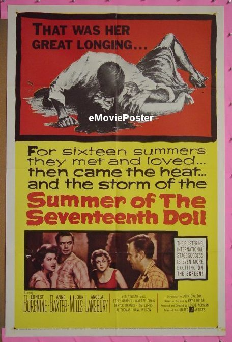 summer of the 17th doll essay