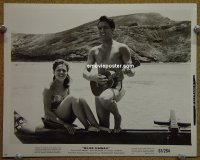 #3599 BLUE HAWAII 8x10 61 bare-chested Elvis!