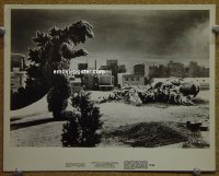#3639 GODZILLA VS THE SMOG MONSTER 8x10 72