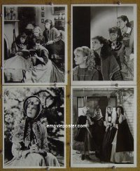 #3576 LITTLE WOMEN 4 REPRO 8x10s33 Hepburn