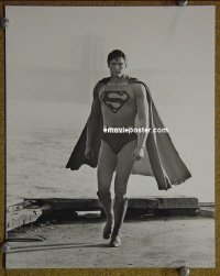 #3726 SUPERMAN 8x10 #1 '78 Reeve by water!
