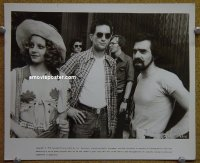 #3731 TAXI DRIVER 8x10 '76 great candid!