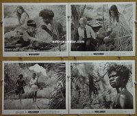 #4159 WALKABOUT 4 8x10s71 Roeg classic
