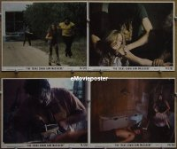 #3999 TEXAS CHAINSAW MASSACRE 4color8x10LCs74