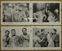 #3570 GUNGA DIN 4 English 8x10s 39 Cary Grant