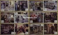 #6051 PLAYTIME 12 French LCs '67 Jacques Tati