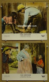 #6057 ADVENTURES OF TOM SAWYER 2 German LCs38