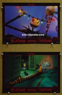 #6069 NIGHTMARE BEFORE CHRISTMAS 2 German LCs