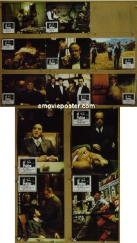 #6080 GODFATHER 12 Span LCs72 Coppola, Pacino