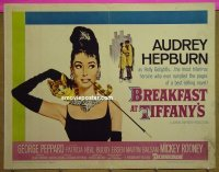 3426 BREAKFAST AT TIFFANY'S '61 Hepburn