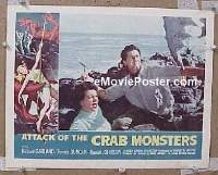 #270 ATTACK OF THE CRAB MONSTERS LC '57