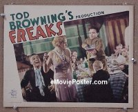 #002 FREAKS LC #2 '32 Tod Browning