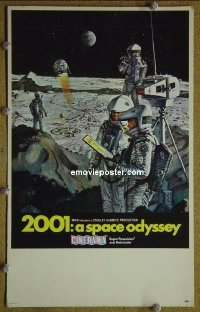 #6044 2001 A SPACE ODYSSEY mini WC 68 Kubrick