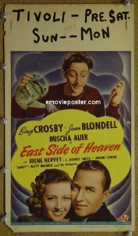 #6025 EAST SIDE OF HEAVEN mini WC '39 Crosby