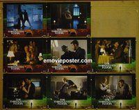 F008 13th FLOOR 8 lobby cards '99 Vincent D'Onofrio