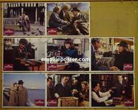 F020 84 CHARING CROSS ROAD 8 lobby cards '87 Bancroft, Hopkins