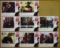 F021 ABOUT A BOY 8 lobby cards '02 Hugh Grant, Collette