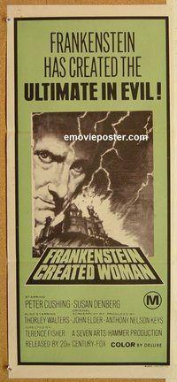 Frankenstein Created Woman Poster eMoviePoster.com - Auc...